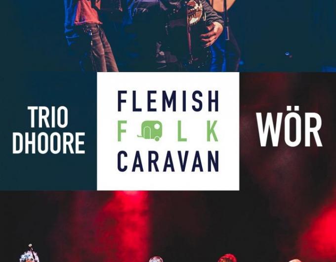 Flemish Folk Caravan