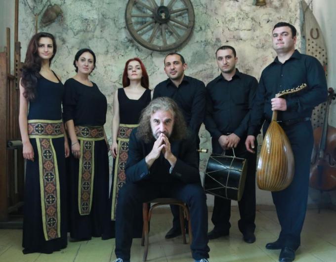 The Nagash Ensemble of Armenia