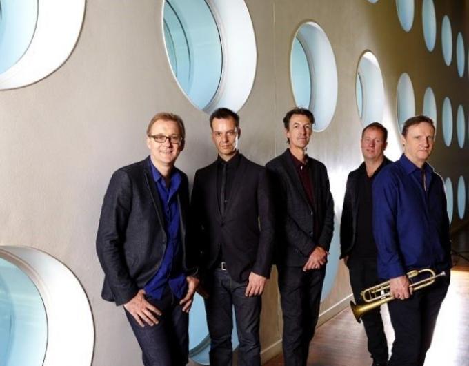 Jasper Blom Quartet ft. Bert Joris