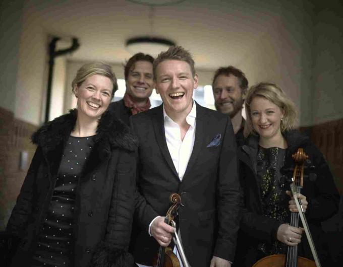 Helene Blum en Harald Haugaard Band